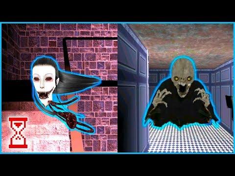 Двойная неприятность Чарли и Крейси | Eyes - The Horror Game