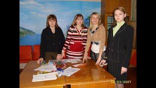 День самоуправления. Уроки в 12 и в 9 классах. 7 марта 2007 года