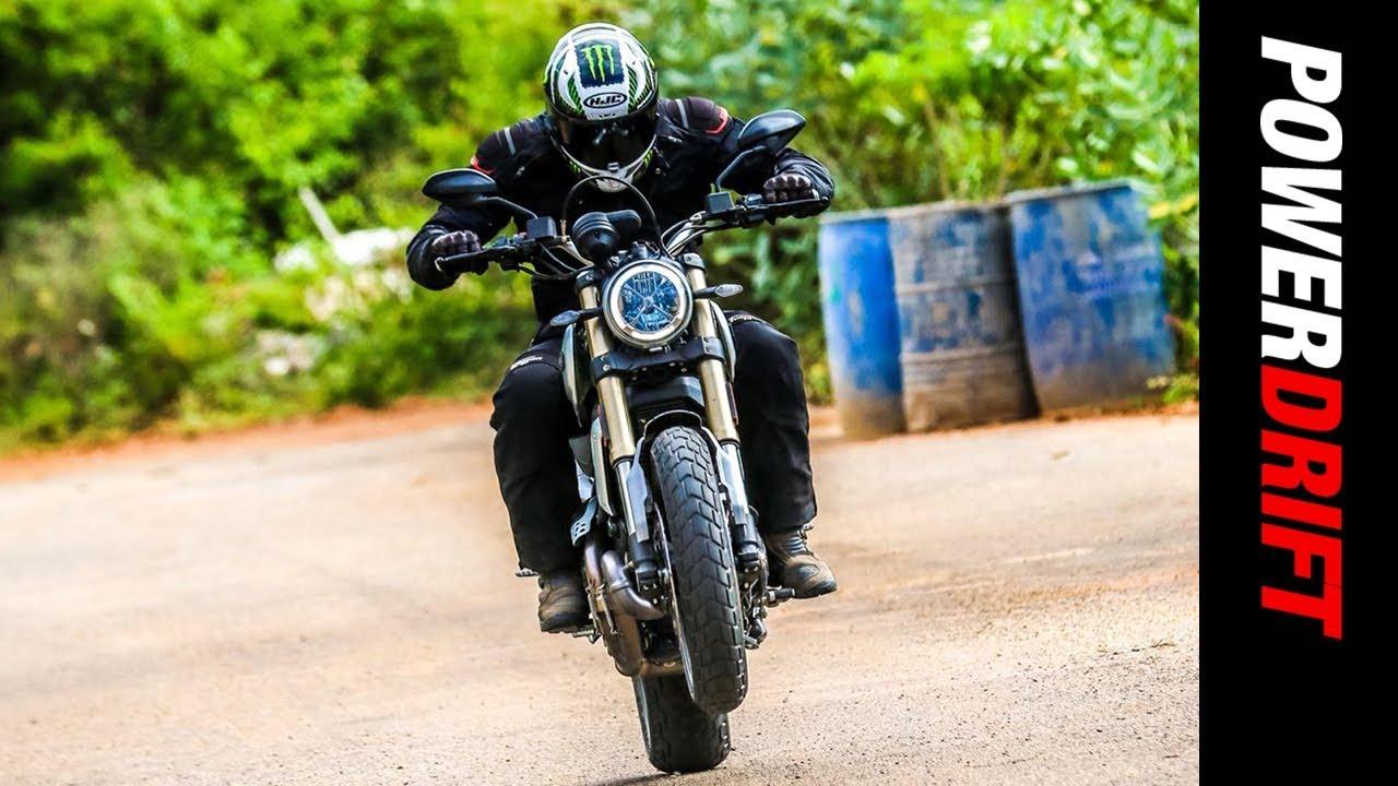 Ducati Scrambler 1100 : The fun continues : PowerDrift