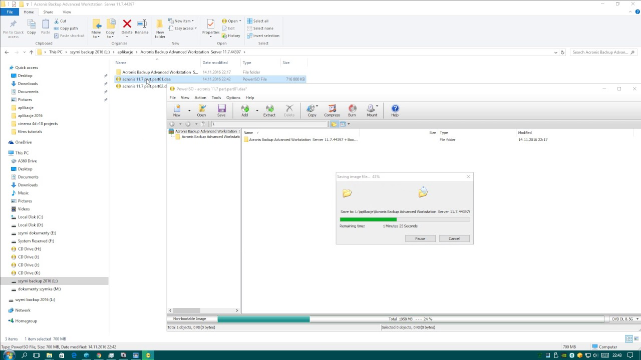 How To Convert Tib File To Iso File