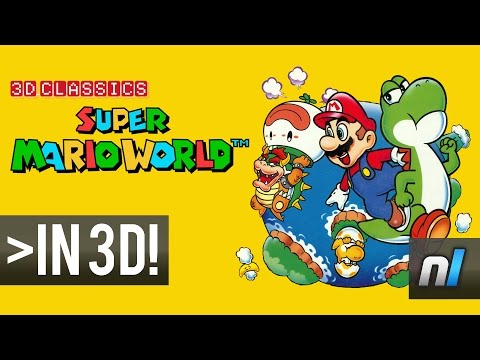 What If Super Mario World Was A 3D Classic?