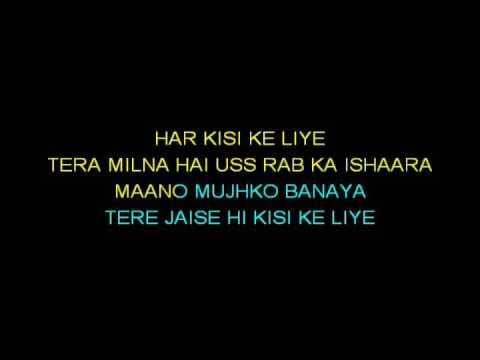 Raabta Karaoke Video Lyrics Arijit Singh Agent Vinod