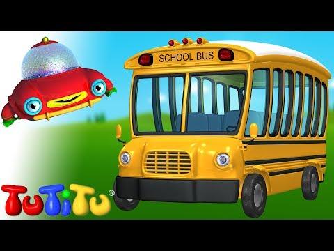 TuTiTu Toys | Bus