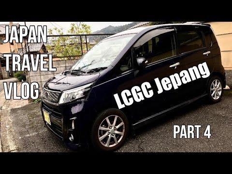 KEI CAR - Japan Travel VLOG part 4