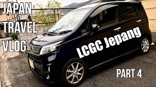 KEI CAR - Japan Travel VLOG part 4