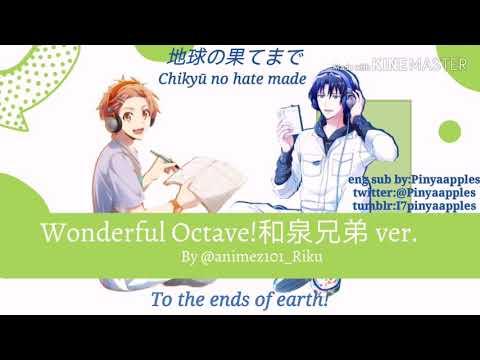 Idolish7-Wonderful Octave(Izumi Brothers Ver.)
