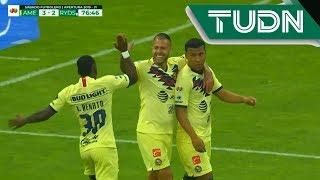 Gol de Martínez | América 4 - 2 Monterrey | Liga MX - Ap19 | TUDN México