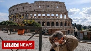 Coronavirus: Italy extends emergency measures nationwide - BBC News