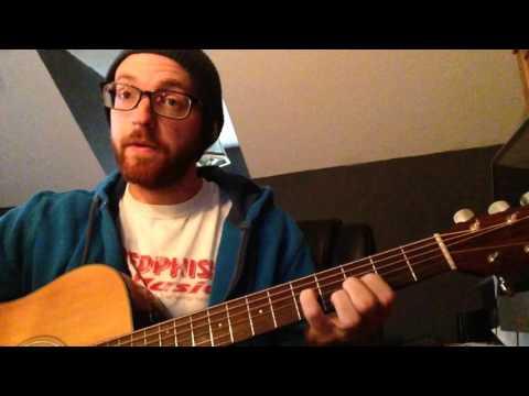 Sober [Tool] Acoustic Guitar Tutorial