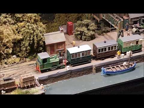 Model Railways Part 9 009 Gauge Small Layouts