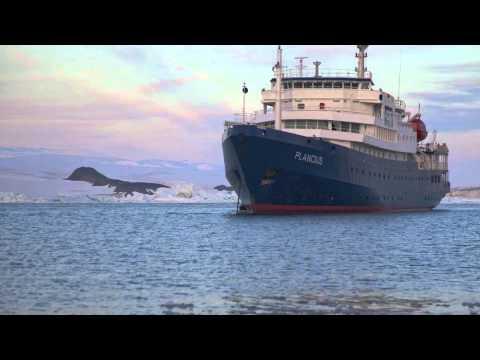 PolarExplorer's Shackleton Crossing of South Georgia Island
