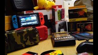【Dio的百宝箱】买了Switch+游戏就完事了?史前巨坑各种配件等着你来剁手!新手向配件购买建议介绍