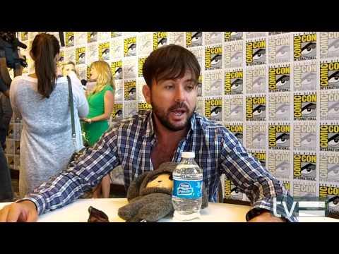 Jason Gann on Wilfred Season 2