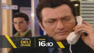 Deli Divane 110.Bölüm Fragmanı - 13 Kasım Pazar