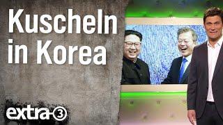 Gipfeltreffen und Annäherung in Korea