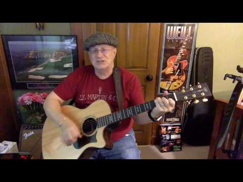 2151 -  Let It Be Me -  Everly Brothers vocal & acoustic guitar cover & chords