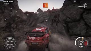 WRC 8 Argentina Ogier BETA Gamplay Video