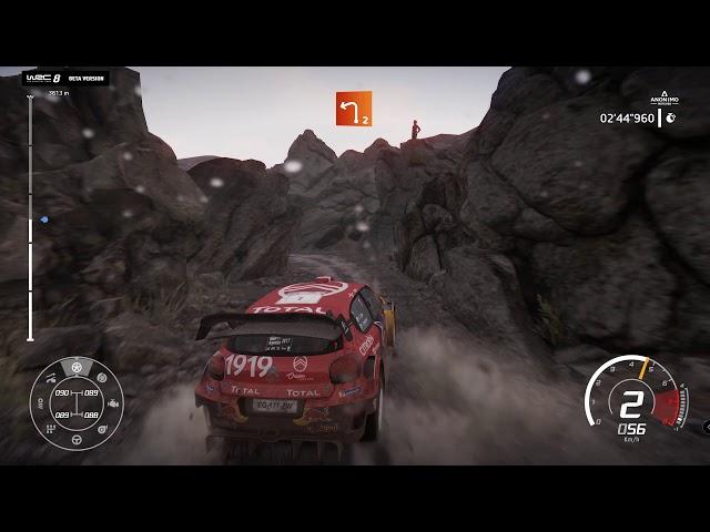 WRC 8 (видео)