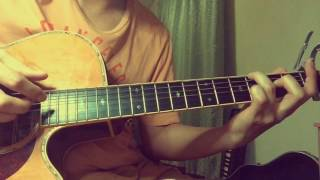 Sutter' Mill fingerstyle by sab