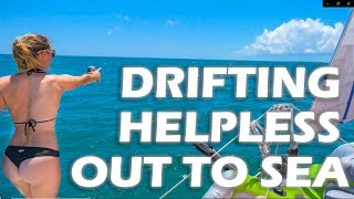 Drifting Helpless Out To Sea - S4:E06