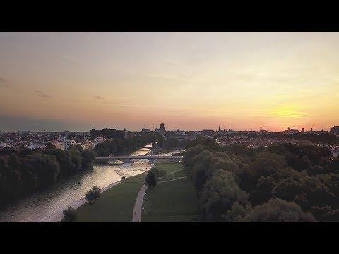 DAILY VLOG 1: Drone's & Coffee & too much warp in Munich