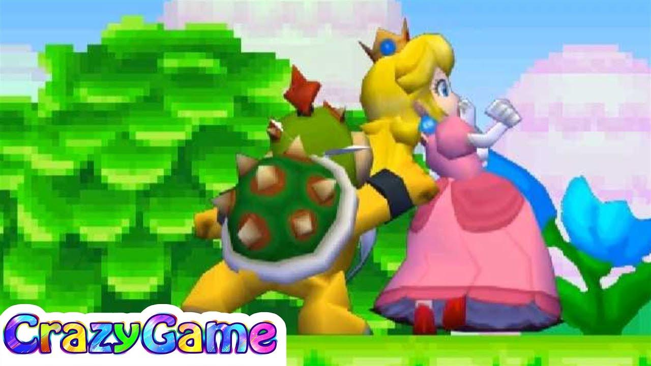 New Super Mario Bros 100% Walkthrough #1 (All Collectibles, Secret Exit, 4K  60fps)
