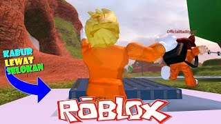 ESCAPE FROM THE JAIL-Roblox Ngakak Online
