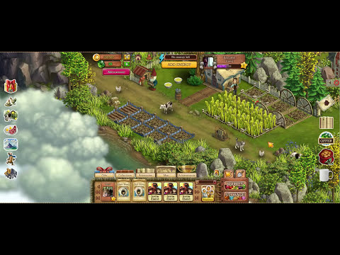 Klondike: The Lost Expedition Gameplay (Facebook) part 1