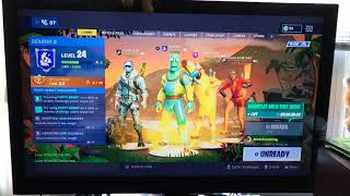 Me julioperez 9 Lone killer543 and Vann pro play fortnite GETAWAY GET THE VICTORY