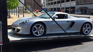 MY PORSCHE CGT IS COMING BACK AND THEN SOME!