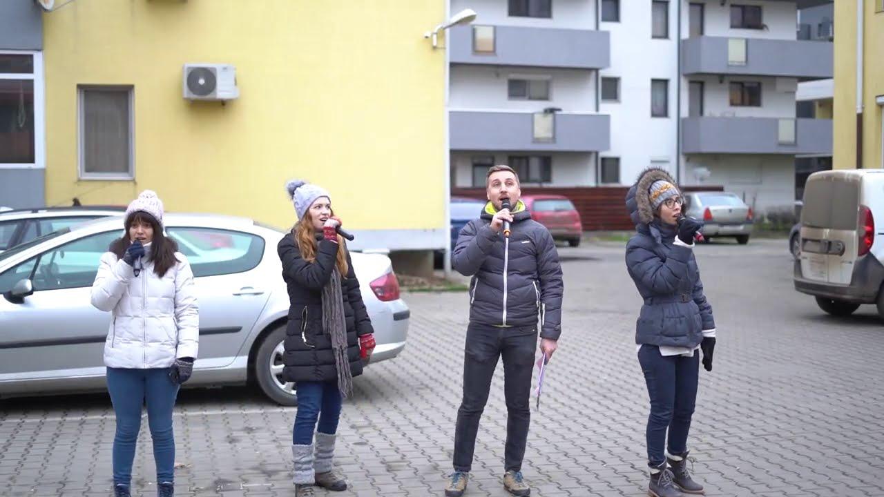 Colind în pandemie - O, ce veste minunată! (Floreşti, Cluj)
