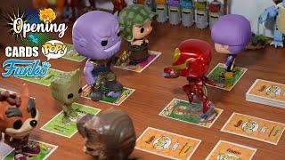 Funko Trading Card Game Cards ? Marvel + Fortnite + Dc Comics etc