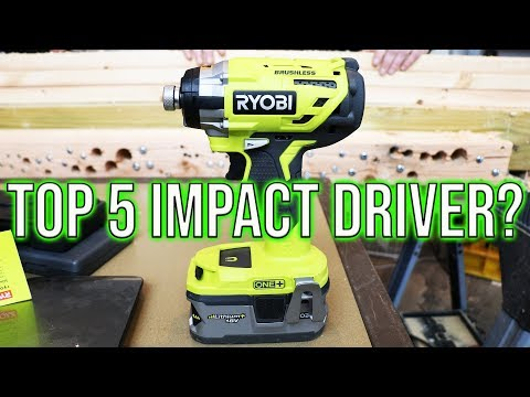 How GOOD Is The RYOBI 3 Speed Impact Driver?