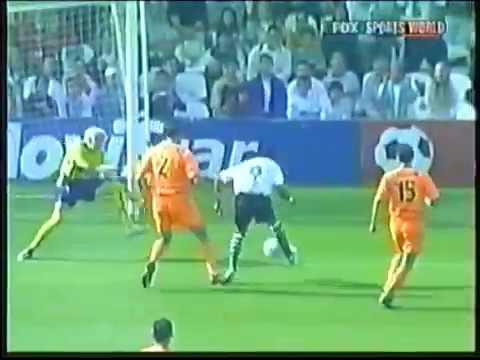 Racing de Santander vs Valencia -La liga 2003-Full match-English audio.