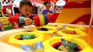 Bermain Seru di Pusat Permainan Anak Yang Menyenangkan