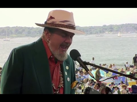 Dr. John - Goin' Back To New Orleans - 8/13/2006 - Newport Jazz Festival (Official)