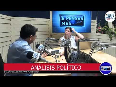 'A PENSAR MÁS CON ROSA MARÍA PALACIOS' 12-03-2019