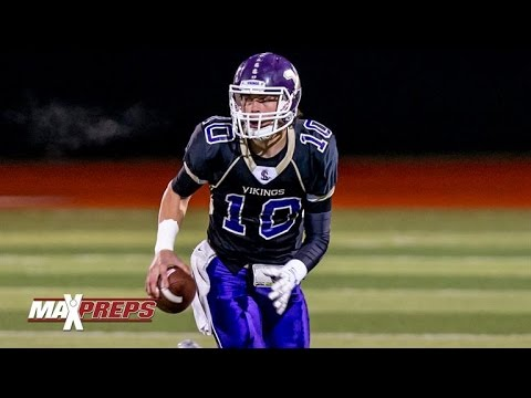 5-Star Georgia commit Jacob Eason - 2015 Highlights