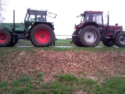 IHC 1455 XL vs. Fendt 610 LS Traktorpulling Part 2