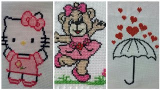 Top stunning Cross Stitch Patterns New And Latest Design
