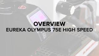 Eureka Olympus 75E Espresso Grinder Review