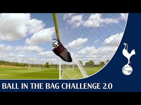 Ball In The Bag Challenge 2.0 | Can Harry Kane Defend His Crown?