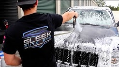 Jeep Grand Cherokee SRT8 | Sleek Auto Spa Detailing | Orlando Florida