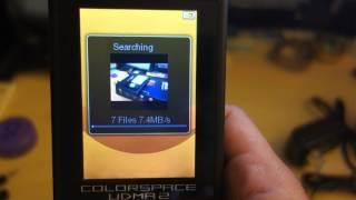 Sanho Hyperdrive Colorspace UDMA 2
