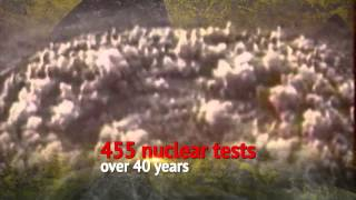 Kazakhstan for a nuclear weapon free world