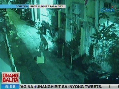 UB: Lalaki, patay nang pagbabarilin ng salaring naka-motorsiklo sa Pasay