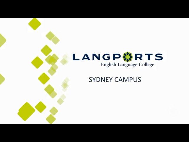 ¿Cómo hacer un curso de inglés en Sydney? | Langports - ESL Chile