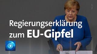 Bundestag live: Vor der Brexit-Entscheidung