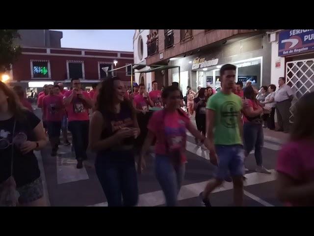 Peña Fast and Pedorious - Fiestas del Vino Valdepeñas 2017