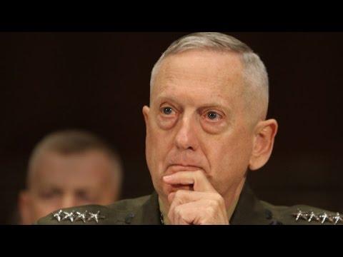 Source: Trump picks Mattis for defense secretary